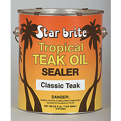 GA TROPICAL TEAK SEALER DARK