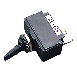 TOGGLE SWITCH  ON/OFF/ON  DPDT