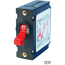 25A RED AA1 CIRCUIT BREAKER