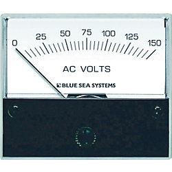 0-150V AC ANALOG VOLTMETER