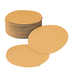 Hookit Film-Backed Gold Abrasive Discs - 255L