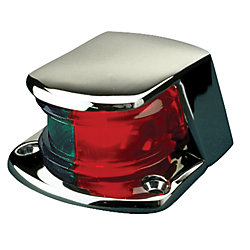 DIE CAST ZINC COMBINATION BOW LIGHT