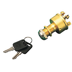 3 POSITION IGNITION SWITCH- MAGNETO