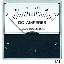 0-50A DC ANALOG MICRO AMMETER