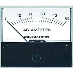 0-50A AC ANALOG AMMETER