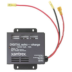 ECHO CHARGE  F/AUX BATTERY 12/24V