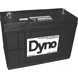 12V. D-C 115AMP 60# GROUP31 BATTERY
