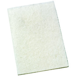WHT LT DUTY SCOTCH-BRITE PAD