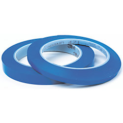 1IN BLU SCOTCH PLASTIC TAPE (36YD)