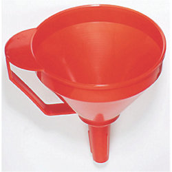 FILTER FUNNEL SHORT RIGID W/HANDLE