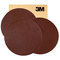 12IN 80X RESIN BOND PSA CLOTH DISC