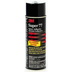 24OZ SUPER 77 ADHESIVE SPRAY NO CA