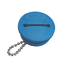 CAP FOR 357012 WATER (BLUE)