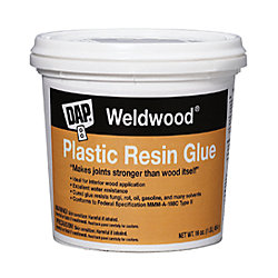 4.5 LB. PLASTIC RESIN GLUE