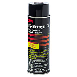 24OZ CLR HI-STRENGTH 90 SPRAY ADHESIVE