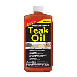 PT PREMIUM GOLDEN TEAK OIL