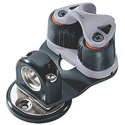 SWIVEL M.SHEET CAM CLEAT <1/2IN LINE
