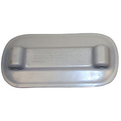 PAD FOR INFLATABLE DINGHY EA GRAY