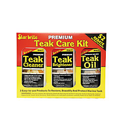16OZ TEAK CARE KIT