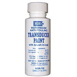 2 OZ. TRANSDUCER PAINT A/F BLACK
