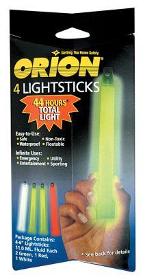 Lightsticks from Orion