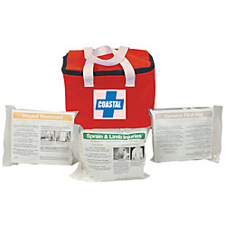 COASTAL MARINE FIRST AID KIT (75PC)