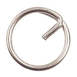 STAINLESS STEEL SPLIT RING 3/8IN (4)