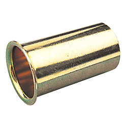 BRASS DRAIN TUBE 1INX1-7/8IN