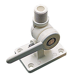 NYLON ANTENNA BASE  LEVER TYPE