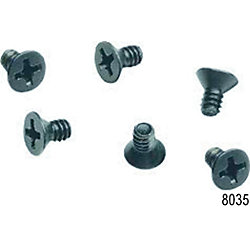 CIRCUIT BREAKER MOUNTING SCREWS (6)