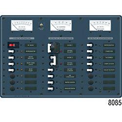 AC/DC PANEL 16AC/8DC POS