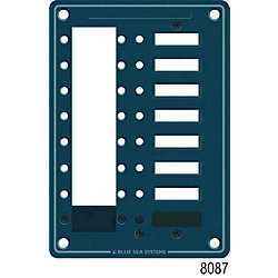 C SERIES 8 POS TOGGLE MT PANEL