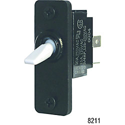 DPDT TOGGLE PANEL SWITCH ON/OFF/ON