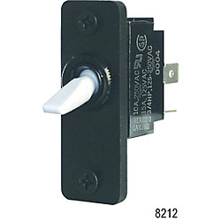 SPDT TOGGLE PANEL SWITCH (ON)/OFF/ON
