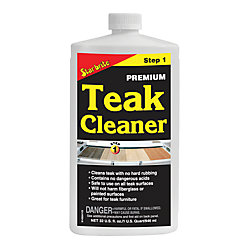 QT TEAK CLEANER
