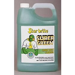 GA SUPER GREEN CLEANER