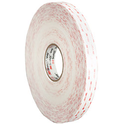 1IN DBL COAT ACRYLIC VHB TAPE (36YD)
