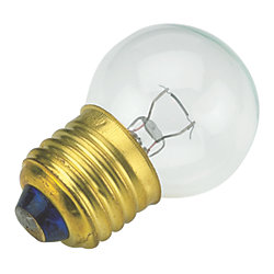 E27 BULB 12V 15W MEDIUM SCREW