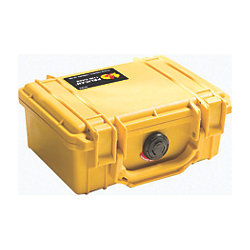 1120 YEL WATERTIGHT CASE 8X7X4IN