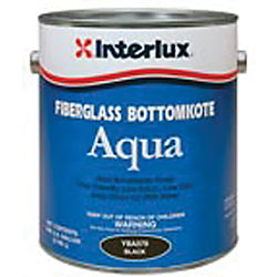 GA RED FIBERGLASS BOTTOMKOTE AQUA