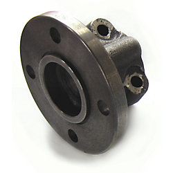 TWIN DISC SPLIT COUPLING 7-1/4X2IN