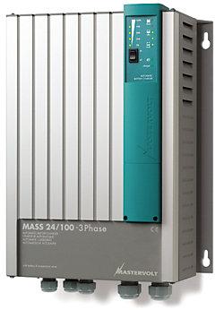 Mass Battery Charger from Mastervolt