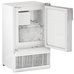 AUTOMATIC ICE MAKER 110V WHITE