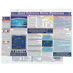 ELECTRONIC NAVIGATION REFERENCE CARD