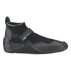 AQUA TECH SHOE BLACK/CARBON 5/6