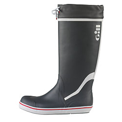 TALL DECK BOOT: GRAPHITE SIZE 6