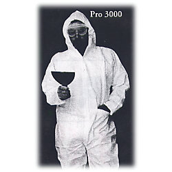 XL PRO 3000 COVERALL W/HOOD