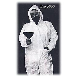 XXXL  PRO 3000 COVERALL W/HOOD