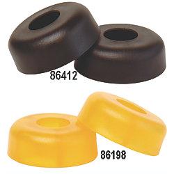 5/8X3-1/2IN BLK END CAP