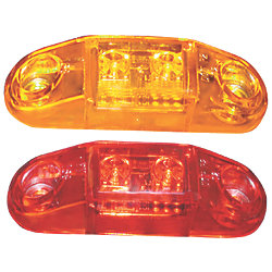 LED CLEARANCE LIGHT RED